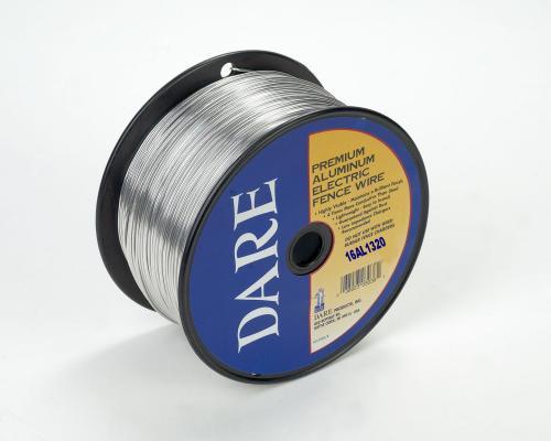 16al1320 16 Ga X 1 4 Mile Aluminum Wire Aluminum